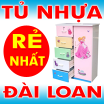 Tủ nhựa Đài Loan